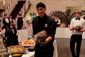 reliable caterers for any type of event