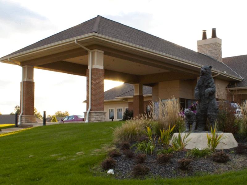 Little Bear Golf Club in Lewis Center Ohio