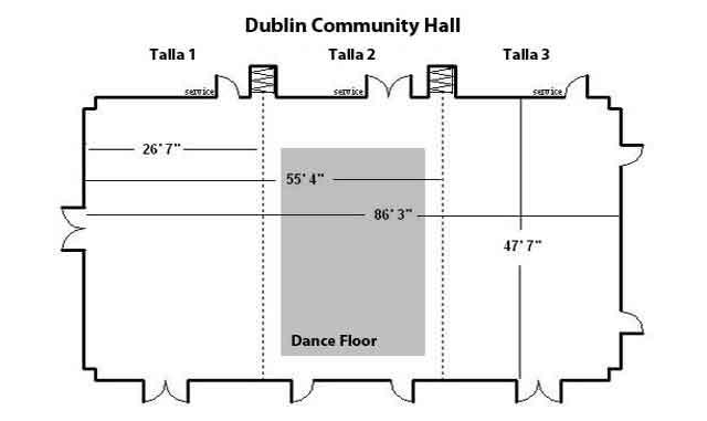 Dublin Recreational Banquet Center