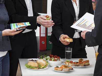 Catering for your company in Columbus, Ohio