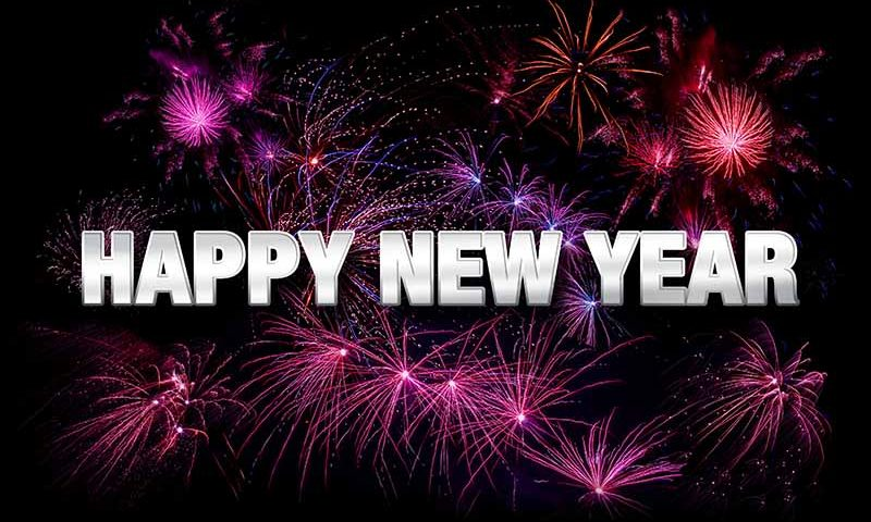 Happy New Year catering