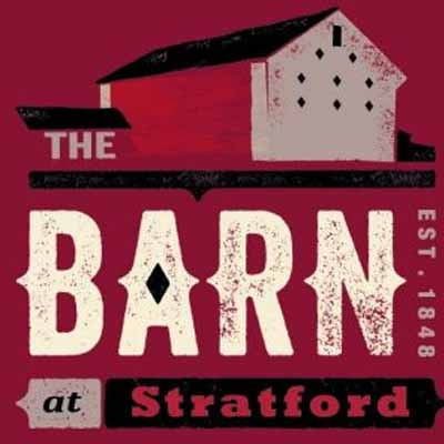 The Barn at Stratford logo Delaware Ohio