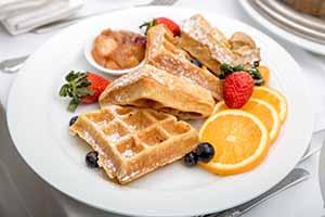 breakfast menu catering