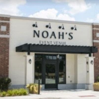 Noah's Event Venue in New Albany Ohio entrance