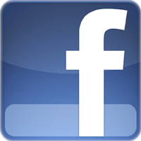 facebook logo: click to view PC Events page
