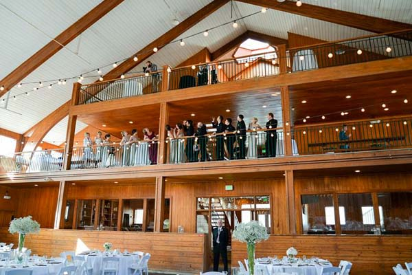 Iron Gate Equestrian Center wedding catered by PC Events catering