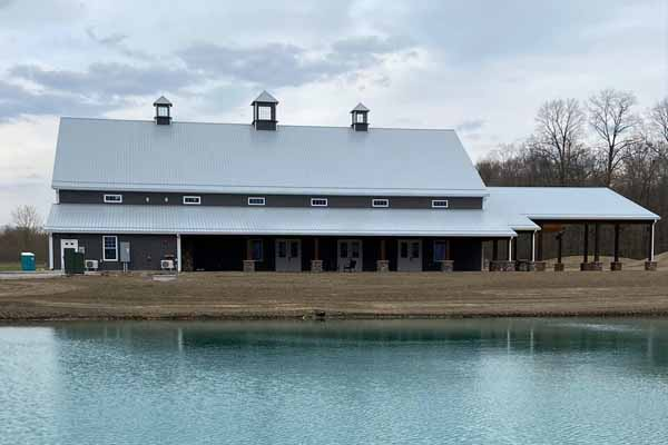 Four Seasons Barn weddings