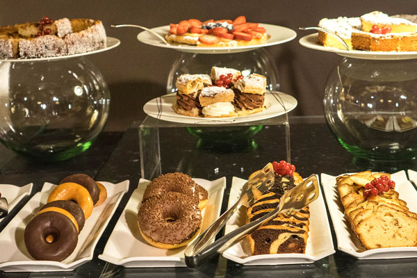 Breakfast catering in Columbus Ohio by PC EVents