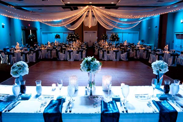 a wedding catering done in Columbus Ohio