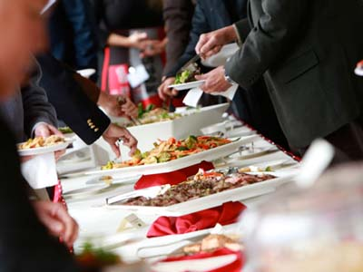 Corporate Catering by PC Events in Columbus and Central OH