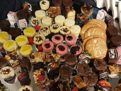 Dessert Catering by PC Events in Columbus and Central OH