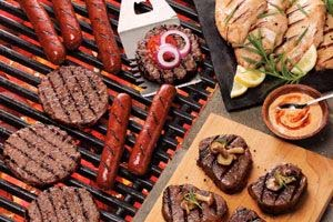 cookout and barbecue menu catering
