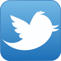 Twitter logo: click to view PC Events page