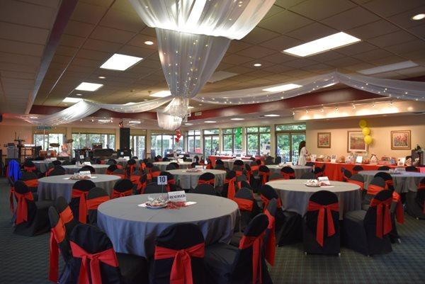 York Golf Club Terrace room